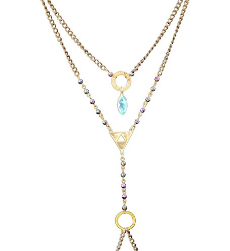 Milanna necklace FashionDailyMag Gift Guide 2014 sel1