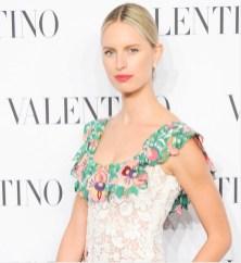 karolina kurkova Valentino FashionDailyMag