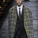 DIOR HOMME fall 2015 FashionDailyMag sel 11 houndstooth