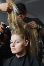 backstage at the blonds angus smythe fashiondailymag sel 55