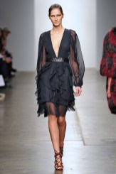 Brandon SunNew York RTW Fall Winter 2015 February 2015