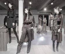 HANLEY MELLON Fall 2015 Collection Presentation