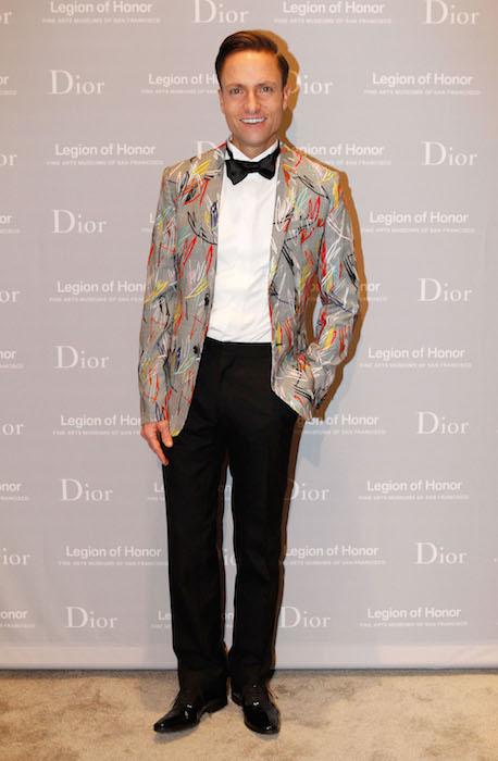 Ken Fulk DIOR HOMME Fine arts museum FashionDailyMag