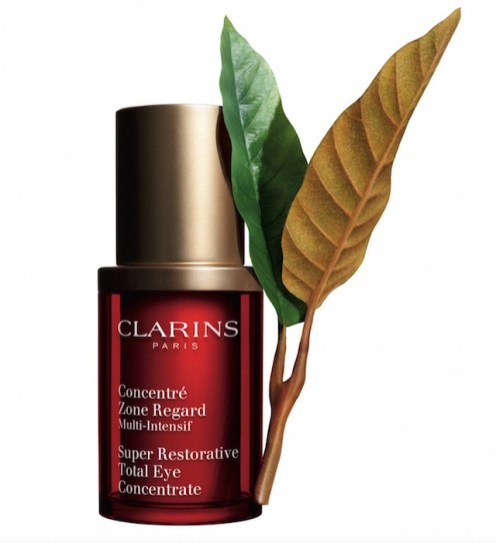 CLARINS ZONE REGARD eye concentrate spring beauty FashionDailyMag