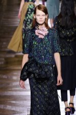 DRIES VAN NOTEN fall 2015 fashiondailymag sel 2
