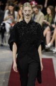 GIVENCHY fall 2015 fashiondailymag sel 11 julia nobis