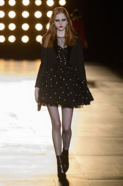SAINT LAURENT fall 2015 FashionDailyMag sel 80