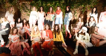 WILDFOX Fall 15 Collection Presentation FASHIONDAILYMAG