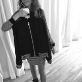 brigitte segura MAISON MARGIELA fall 2015 FashionDailyMag