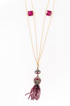E SHAW jewelry brigitte segura FashionDailyMag sel tassel