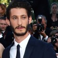 """Pierre Niney """"Inside Out"""" premiere in dior homme Cannes 2015 fashiondailymag"""