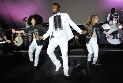 "Jason Derulo Headlines VH1 Save The Music Foundation's ""Hamptons Live"" Benefit 13"