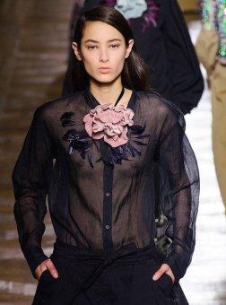 Dries Van Noten Floral FashionDailyMag 8