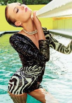 KARLIE KLOSS glamour Tom Munro FashionDailyMag 2