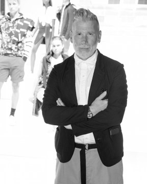 NICK WOOSTER GANT SS16 NYFW FASHIONDAILYMAG 20
