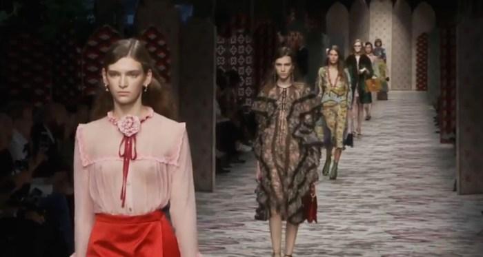 GUCCI ss16 MFW FashionDailyMag
