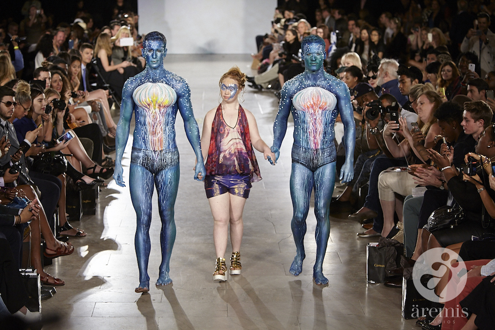art hearts fashion NYFW FashionDailyMag
