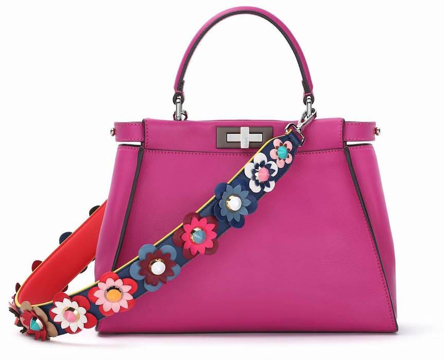 fendi strap you FashionDailyMag ss16 MFW