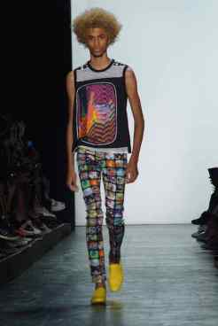 jeremy scott ss16 NYFW FashionDailyMag michael lockley