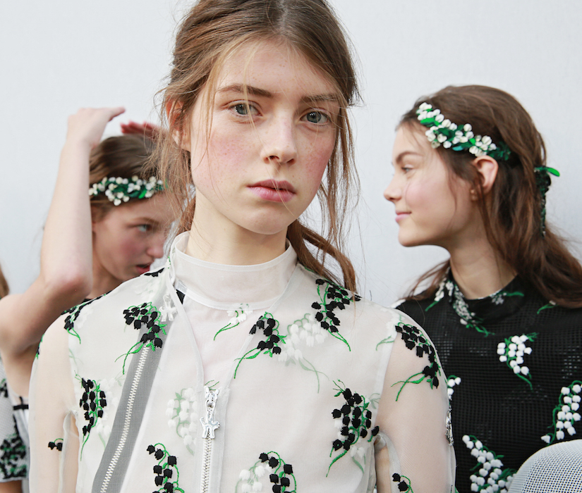 moncler gamme rouge fashiondailymag 1 florals