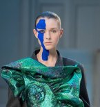 GALLIANO COUTURE BEAUTY FW15 souleiman mcgrath fdmloves 30
