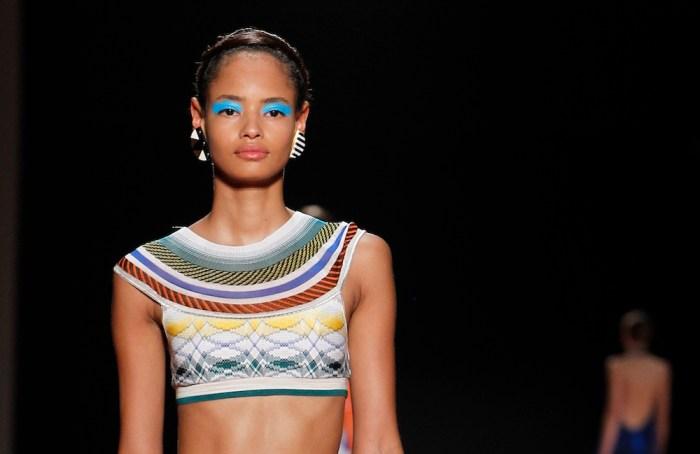 MALAIKA FIRTH missoni ss16 FashionDailyMag 21