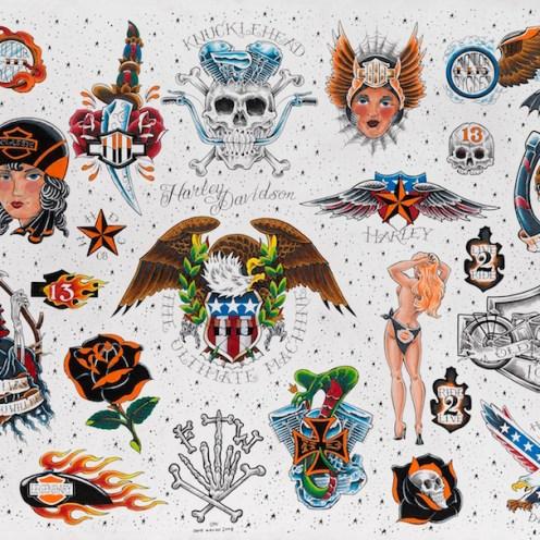 dave waugh tattoo art peter mui guernseys FashionDailyMag