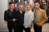 Cristian Hunter, Rudolf Budja, Nicole Budja, & Martin Gatti