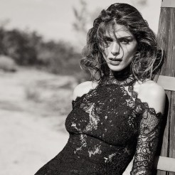 Ermanno Scervino by Peter Lindbergh FashionDailyMag 1