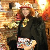 PATRICIA FIELDS forever Vital Agibalow x FashionDailyMag 19 brigitte segura