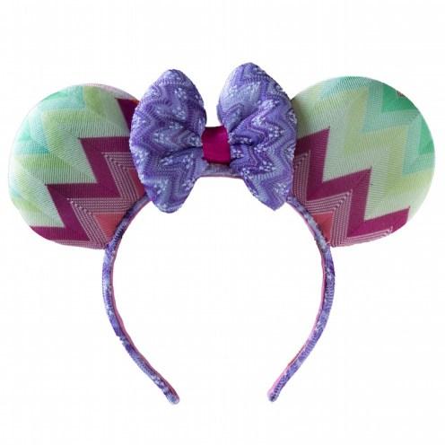 Missoni Minnie Mouse ears FashionDailyMag 1