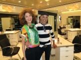 brigitte segura coco rivas SALON ZIBA vital x FashionDailyMag 2