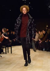 Burberry Menswear January 2016 Collection - Look 36