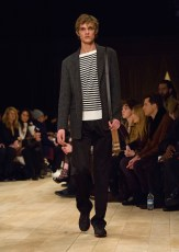 Burberry Menswear January 2016 Collection - Look 39
