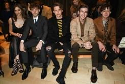 celebs burberry fw16 mw FashionDailyMag