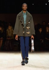Burberry Womenswear February 2016 Collection - Look 39