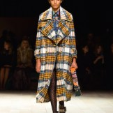 Burberry Womenswear February 2016 Collection - Look 56