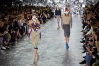 London Fashion Week AW16 / BRITISH FASHION COUNCIL / BFC / Mary Katrantzou AW16