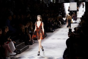 Mulberry AW16, FOH (Shaun James Cox, British Fashion Council) LoRes 3
