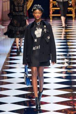 DOLCE GABBANA fw16 MFW fwp FashionDailyMag 22