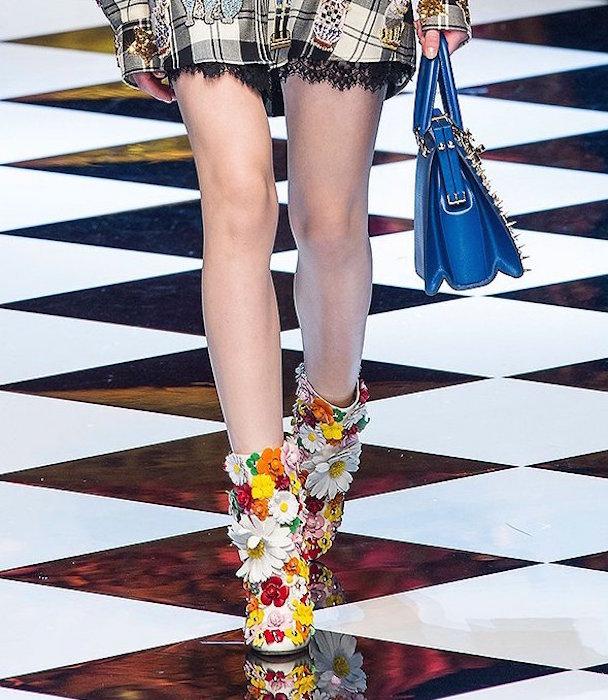 DOLCE GABBANA fw16 MFW fwp FashionDailyMag 24