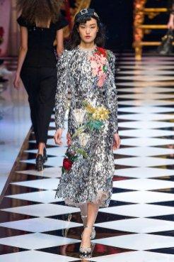 DOLCE GABBANA fw16 MFW fwp FashionDailyMag 39