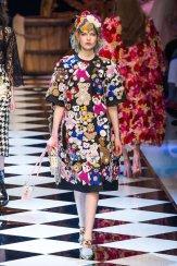 DOLCE GABBANA fw16 MFW fwp FashionDailyMag 40b