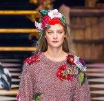 DOLCE GABBANA fw16 MFW fwp FashionDailyMag 44b