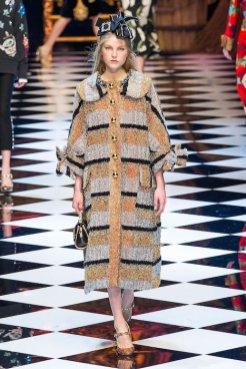 DOLCE GABBANA fw16 MFW fwp FashionDailyMag 3