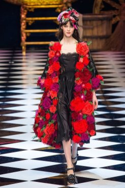 DOLCE GABBANA fw16 MFW fwp FashionDailyMag 53