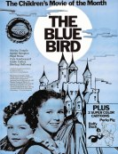 THE BLUE BIRD, US poster, bottom left from left: Johnny Russell, Shirley Temple, bottom right from l
