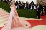 "blake lively ""Manus x Machina: Fashion In An Age Of Technology"" Costume Institute Gala - Arrivals"