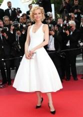 Eva Herzigova Cannes Film Festival 2016 FashionDailyMag