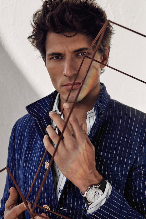 Andres Segura by Hunter Gatti for Massimo Dutti ss16 FashionDailyMag 9 rainbow